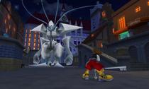 Penumbra Espinosa vs Sora KH3D