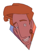 Guybrush heureux MadeinClém