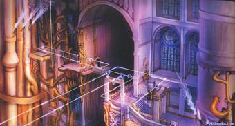 Hollow Bastion Kingdom Hearts Wiki Fandom