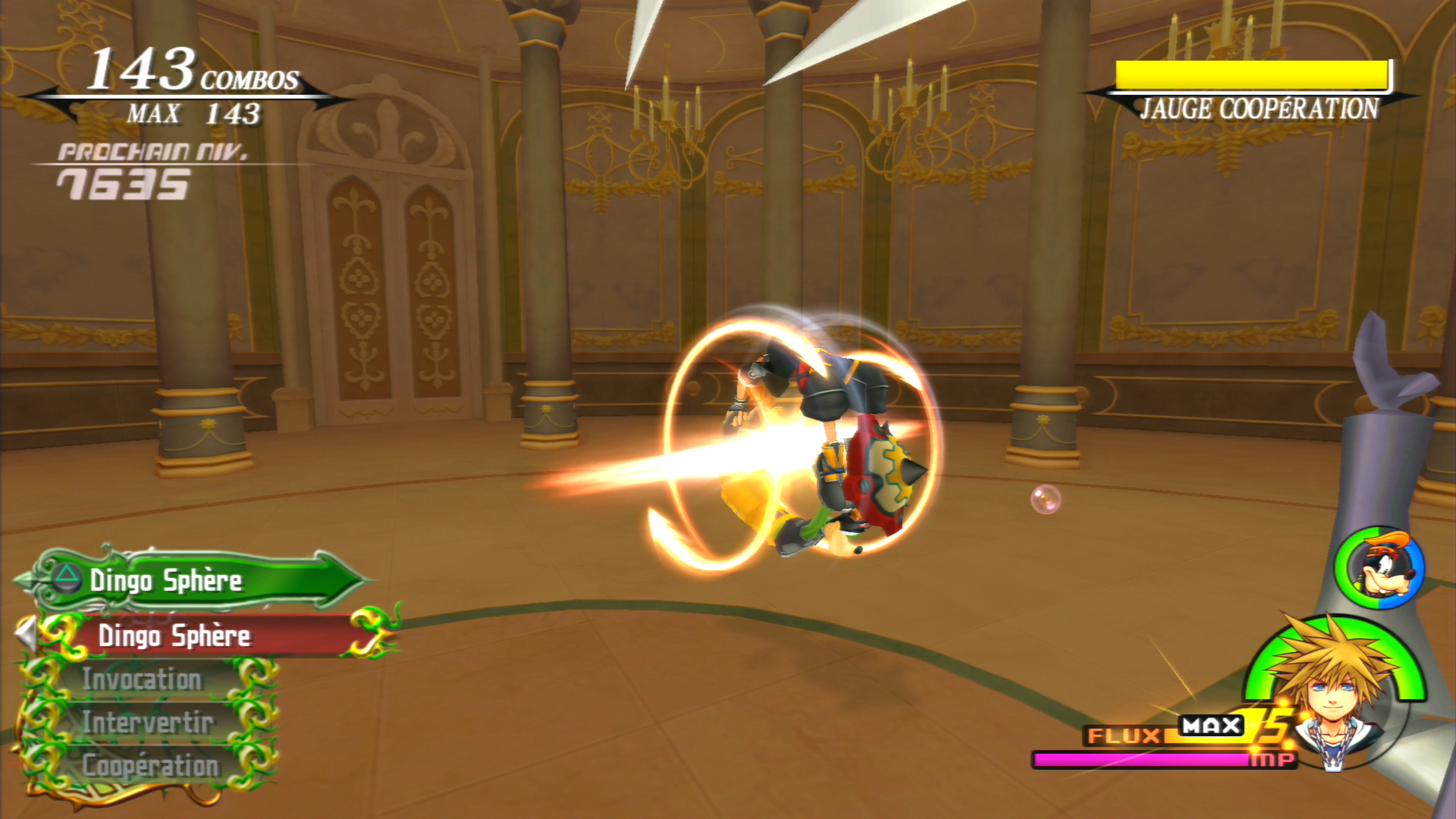 Tornado fusion