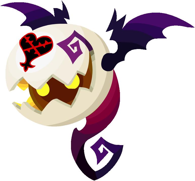 Chomper Egg