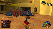 Agrabah from KH1 gameplay 2