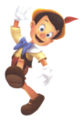 Pinocho Render