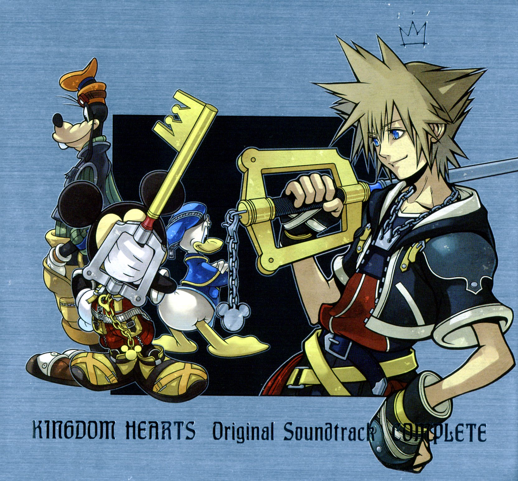 Kingdom Hearts Original Soundtrack Complete