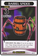 Barrel Spider BS-50