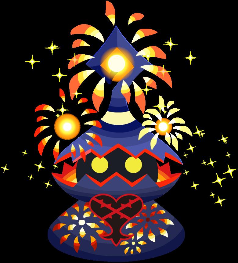 Huge Fireworks