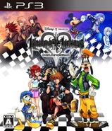 Kingdom Hearts HD 1.5 ReMIX Boxart JP