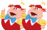 Tweedledee and Tweedledum KHDR
