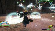 Marluxia Larxene Luxord Faith Volley 2 Keyblade Graveyard Kingdom Hearts III Re Mind