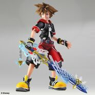 Play arts 5 Sora