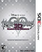 Kingdom hearts 3D MARK OF MASTERY EDITION