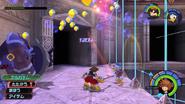Kingdom Hearts 1.5 ReMIX HD Comandos de Reacción