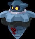 Blue Gearbit KHUX