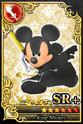 Carta SR+ Rey Mickey Organización XIII