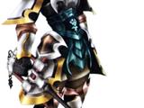 Keyblade Armor