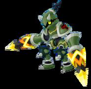 Blitz Spear KHX