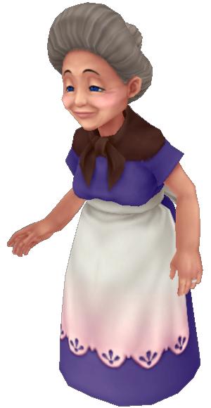 Kairi's Grandma