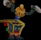 Toy Soldier (Pumpkin) KHIIFM