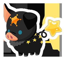Black Pigstar (Spirit) KHUX.png
