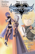 Kingdom Hearts Birth by Sleep Novela Vol. 3