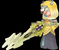 Profeta Gula (Batalla) KHX
