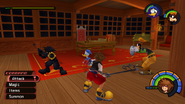 Neverland from KH1 gameplay 2