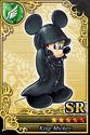 Carta SR Rey Mickey Artwork