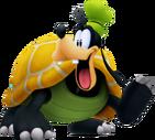 Goofy Forma Tortuga (Tierra)