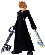 Roxas - Oathkeeper and Oblivion