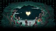 Kingdom Hearts χ artwork