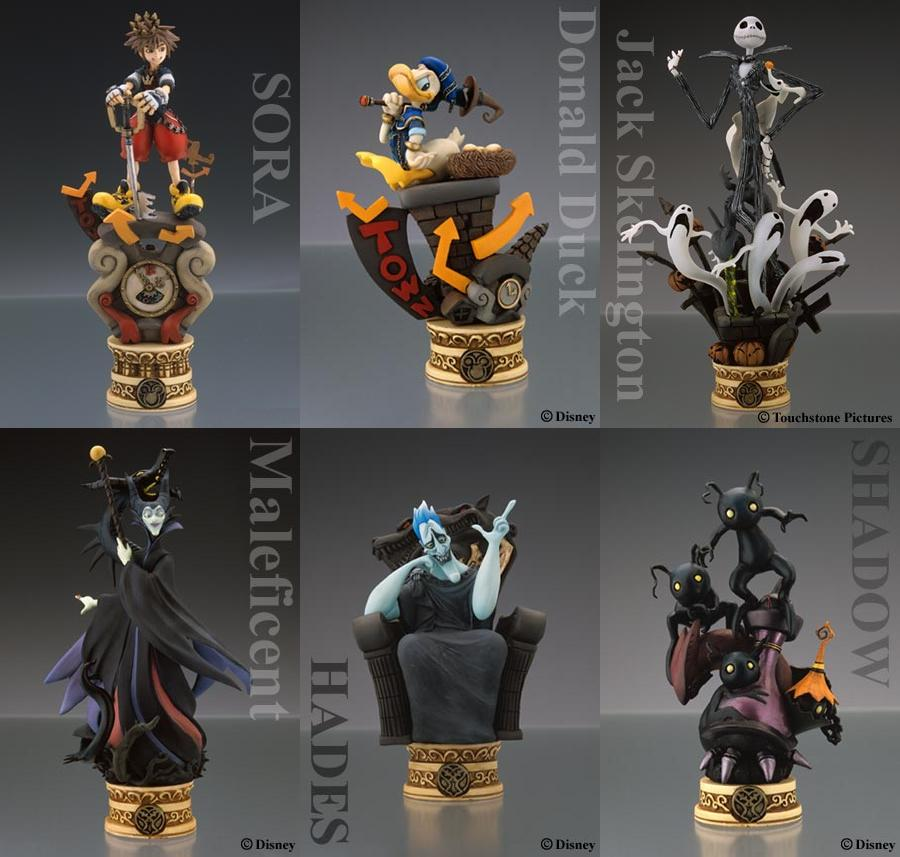 Figurines Formation Arts
