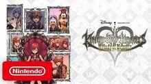 KINGDOM HEARTS Melody of Memory – Nintendo Direct Mini Partner Showcase August 2020