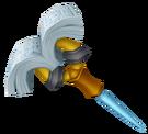 Wisdom Wand render