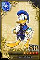 Carta SR Donald Artwork