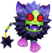 Pricklemane (Nightmare) KH3D