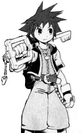 Sora KHCOM Manga