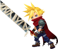 Cloud Battle KHUX