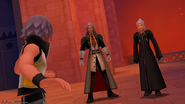Ansem and Young Xehanort DDD