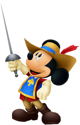 Mickey (Mousquetaire)
