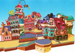 Disney Town- Raceway (Art) KHBBS.png
