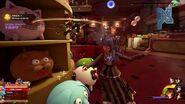 Kingdom Hearts III Re Mind Handicap Combat contre l'Ambre angélique