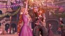Rapunzel and Sora
