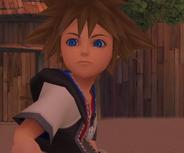 Kingdom Hearts 1.5 ReMIX HD Nueva Visualizacion de Sora (FM)
