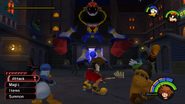 Traverse Town from KH1 gameplay 4