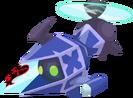 Gummi Thruster Azul