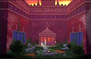 Mansión Patio (Artwork)