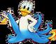 Donald- Squid Form (Art) KH