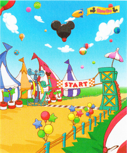 Disney Town- Starting Track (Art) KHBBS.png