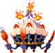 Crabby Cake KHX