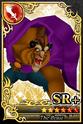 Carta SR+ Bestia